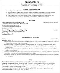 Resume Samples For Experienced Mechanical Engineers by 54 Engineering Resume Templates Free U0026 Premium Templates