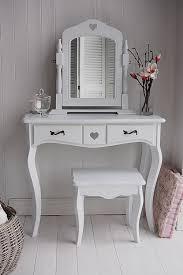 white bedroom dressing table heart cottage dressing table large jpg 500 752 dressing tabel