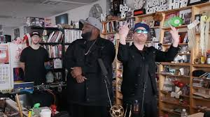 gucci mane tiny desk run the jewels sips whiskey makes npr dance in its tiny desk
