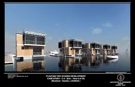 floating house case study a 1 bachir chabane archinect