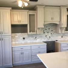 Glenview Custom Cabinets Rock Counter Glenview Kitchen Cabinets Sinks And Countertops Rock