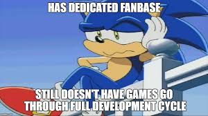 All The X Meme - impatient sonic sonic x memes imgflip