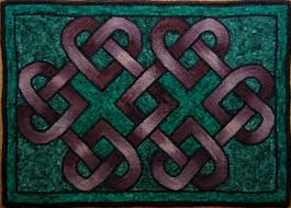 Celtic Rugs Gott Wool
