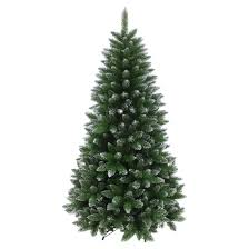 7ft christmas tree artificial christmas tree with silver glitter tip 6ft 7ft
