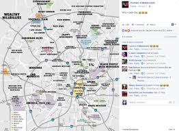 Judgmental Map Of Austin by Creator Of Viral U0027judgmental U0027 S A Map Speaks Out On Controversy