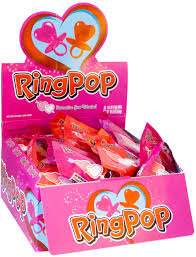 heart shaped candy pops collection classroom exchange candy