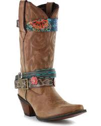 womens brown cowboy boots size 11 s harness boots size 11 m country outfitter