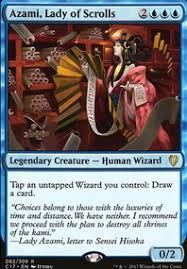 mono blue draw wizards edh help needed commander edh mtg deck