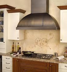 Range Hood Ideas Kitchen Residential Vintage Kitchen Hood Ideas Bronze Range Hood
