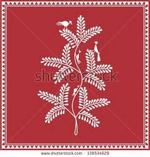 Warli Art Simple Designs 214 Best Warli Art Images On Pinterest Tribal Art Indian Art