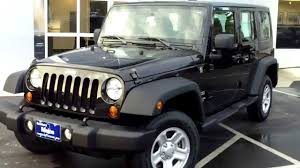 used 2013 jeep wrangler unlimited sport 6 speed manual 4x4 saco