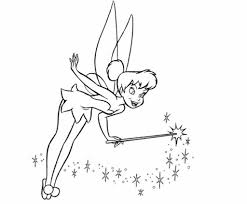 tinker bell colouring pages in tinkerbell coloring sheets