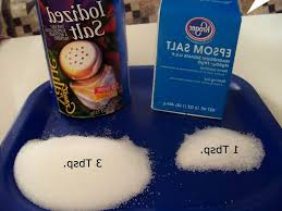 epsom salt vs table salt puffy snowflakes by choose to thrive good epsom salt vs table salt