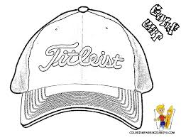 golf coloring pages getcoloringpages com