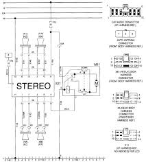 daewoo stereo wiring diagram daewoo wiring diagrams instruction