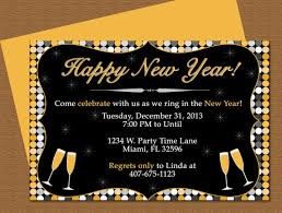 new year invitation happy new year invite edit template microsoft word