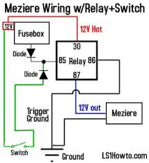100 bypass relay wiring diagram protection relay test kits