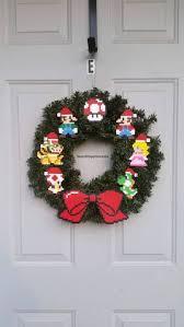 5 mario ornaments santa mario his 4 tiny boo deer
