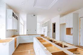 installing a kitchen base cabinet stock photo custom kitchen in various of installation base cabinets
