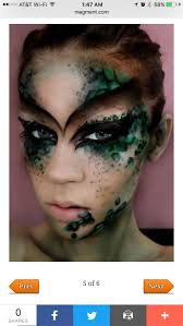 the 271 best images about halloween makeup on pinterest