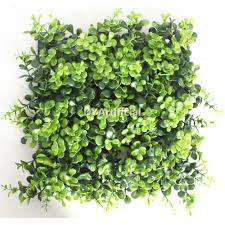 colorful artificial topiary boxwood wall panel dongyi