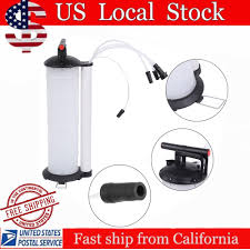 manual 7liter oil changer vacuum fluid extractor pump tank remover