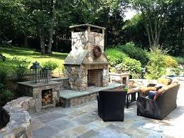 Outdoor Backyard Ideas Outdoor Backyard Fireplaces Backyard Fireplace Designs Photo Of