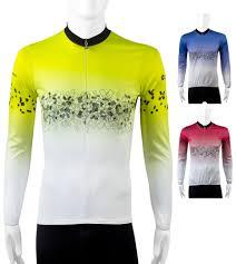 luminous cycling jacket men u0027s shattered glass cycle jersey