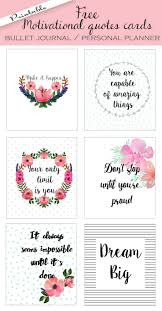 printable planner diary free printable bullet journal cards personal planner cards