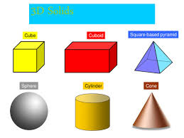 using isometric paper to draw cuboids solids and impossible