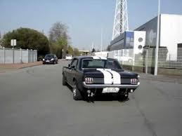 1966 Ford Mustang Black 1966 Ford Mustang Black 302 V8 Gt Youtube