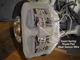 audi q7 brake pad replacement audi area audi a8 replacing front pads hp 2 dual piston calipers