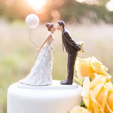 cake topper balloon wedding cake topper