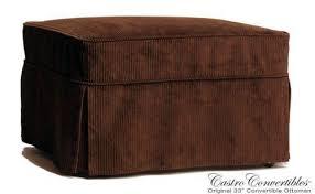 convertible ottoman ebay