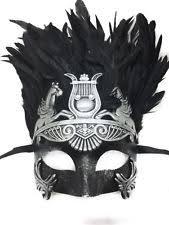 masquerade masks mens black white mens venetian costume party
