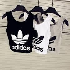 adidas crop top sweater crop top aliexpress