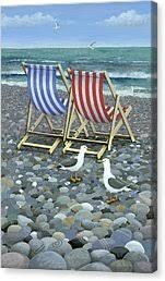 deck chair canvas prints fine art america