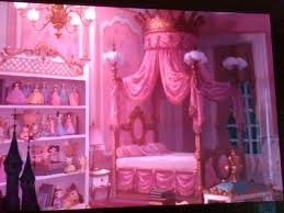 princess bedroom decorating games