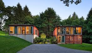 eco friendly home old shipping containers given new life as stylish eco friendly