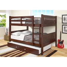 Donco Bunk Beds Donco Mission Bunk Bed With Trundle