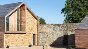 Home Architecture Richard Pender And Dan Kerr Combine Local Materials At Self Built