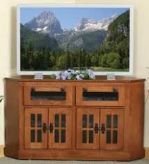 mission style corner tv cabinet up to 33 off mission style corner tv stands amish outlet store
