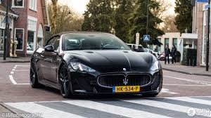 maserati grancabrio maserati grancabrio mc 17 march 2017 autogespot