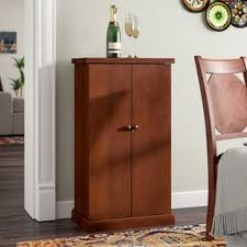Furniture Wine Bar Cabinet Bars Bar Sets You Ll Wayfair