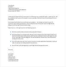 proposal letter template 24 free word pdf document formats