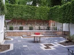 ideas for courtyard garden design home design u0026 layout ideas