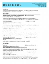 Sample Of Nursing Assistant Resume by 10 Cna Resume Sample No Experience Job Duties Cna Resume Skills