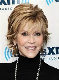 are jane fonda hairstyles wigs or her own hair jane fonda in siriusxm town hall with jane fonda hosted by perri