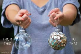 45 diy creative and easy tree ornaments