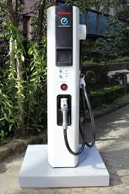 nissan leaf fast charger nissan sets goal for 2000 dc quick chargers in the us by 2014
